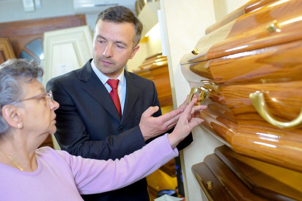 How a Funeral Director Can Help